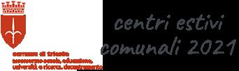 Centri Estivi Trieste 2021 Logo